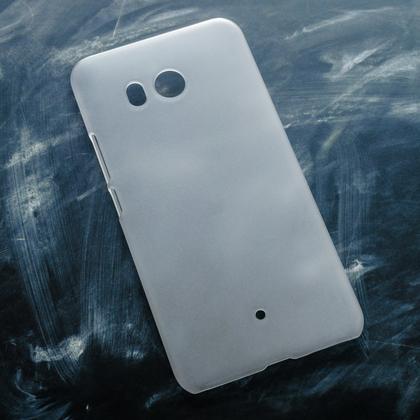 Пластиковый чехол для УФ печати HTC U11