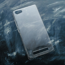 Пластиковый чехол для УФ печати для Highscreen Power Ice