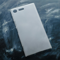 Пластиковый чехол для УФ печати для Sony Xperia XZ Premium