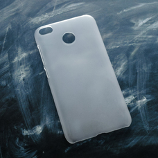 Пластиковый чехол для УФ печати для Xiaomi Redmi 4X