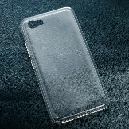 Силиконовый чехол для УФ печати для  Asus Zenfone 3S Max ZC521TL