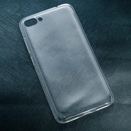 Силиконовый чехол для УФ печати для  Asus Zenfone 4 Max ZC554KL