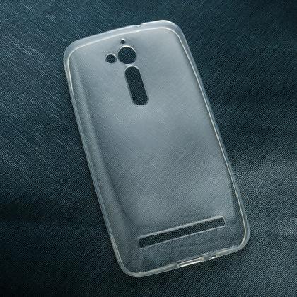 Силиконовый чехол для УФ печати для  Asus Zenfone GO ZB500KL