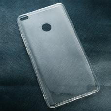 Силиконовый чехол для УФ печати для Xiaomi Mi Max 2