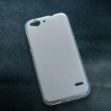 Силиконовый чехол для УФ печати для ZTE Blade S6