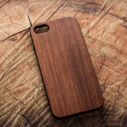 Деревянный чехол из палисандра для УФ печати Apple iPhone 7
