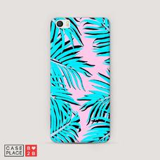 Диз. Нарисованные пальмы
