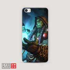 Диз. Warcraft Тралл