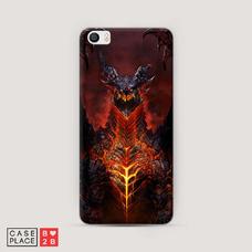 Диз. Warcraft Смертокрыл
