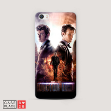 Диз. Doctor Who 1