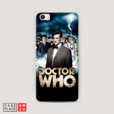 Диз. Doctor Who 3