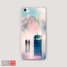 Диз. Doctor Who 9
