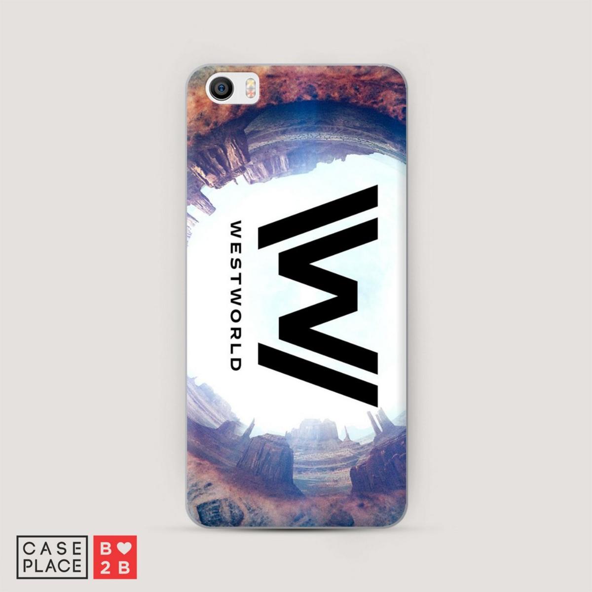 Чехол Westworld 3 с УФ печатью оптом