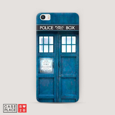 Диз. Police Box Синий