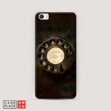 Диз. Старинный телефон