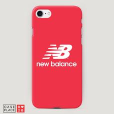 Диз. New Balance красный