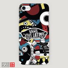 Диз. Vans Vive Latino
