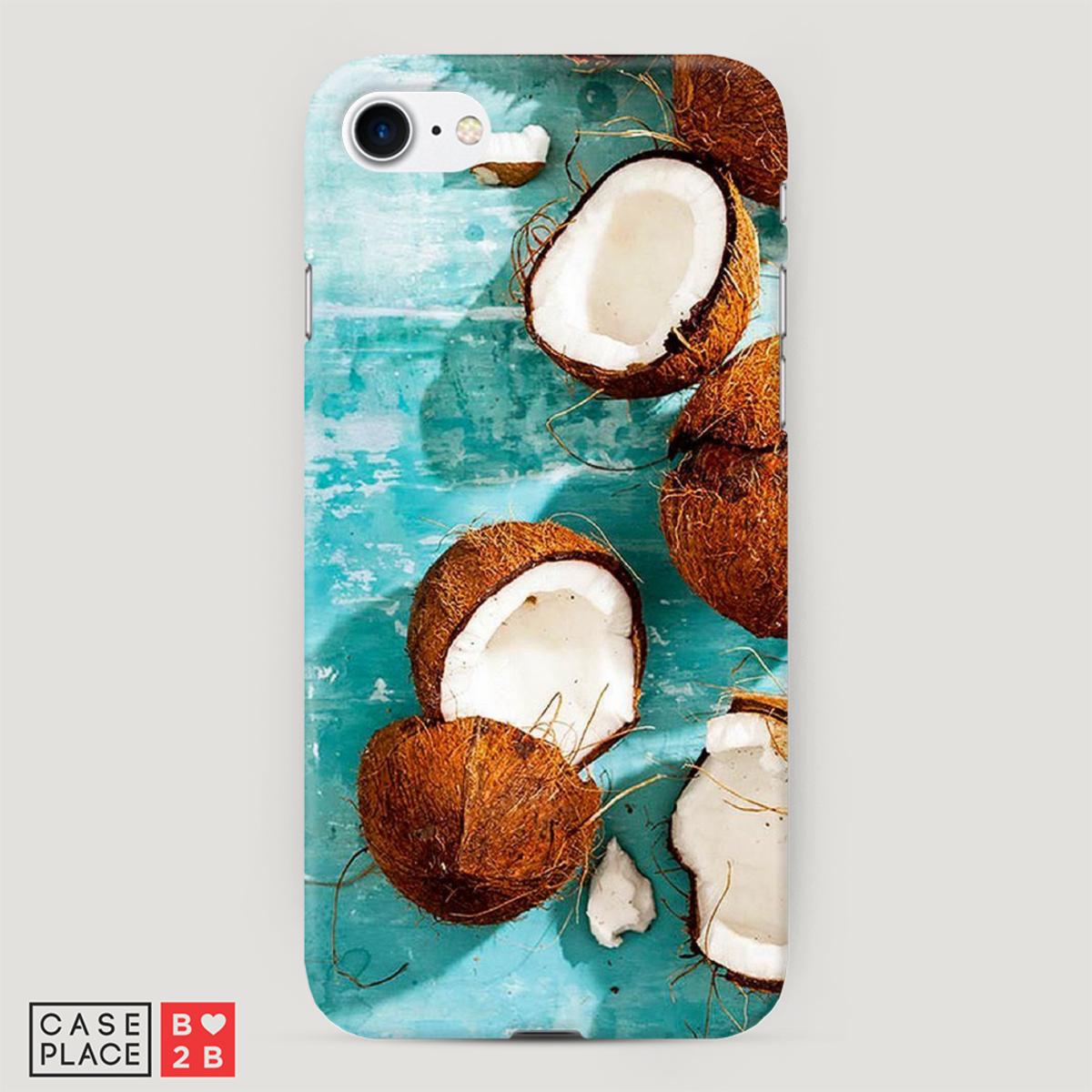 Чехол Разбитые кокосы с 3D сублимацией оптом