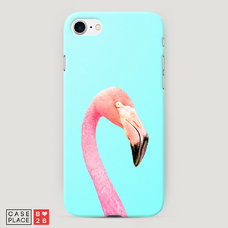 Диз. Розовый фламинго