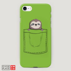 Диз. Ленивец в кармане