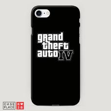Диз. GTA 4 лого