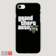 Диз. GTA 5 лого