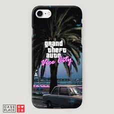 Диз. GTA vice city пальмы