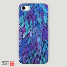 Диз. Синие перья