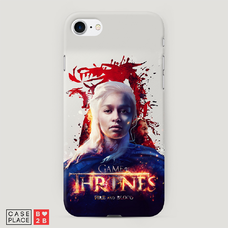 Диз. Fire and blood