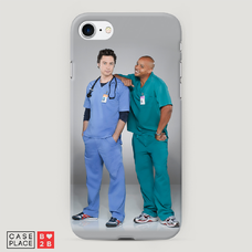 Диз. Scrubs jd and Turk