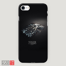 Диз. Winter is coming logo