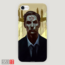 Диз. True detective rust cohle