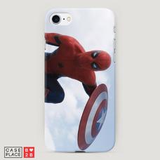 Диз. Человек-паук с щитом