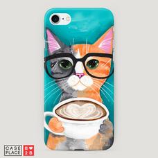 Диз. Кот кофеман