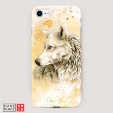 Диз. Волк профиль