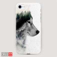 Диз. Волк лес