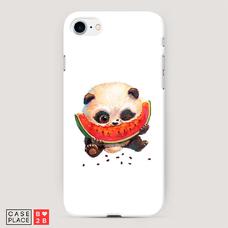 Диз. Малыш панды с арбузом