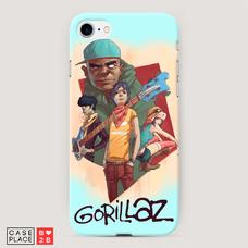 Диз. Gorillaz 1