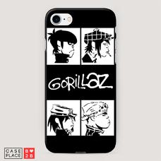 Диз. Gorillaz 4