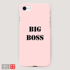 Диз. Big boss на розовом