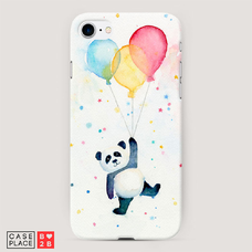 Диз. Панда на шариках