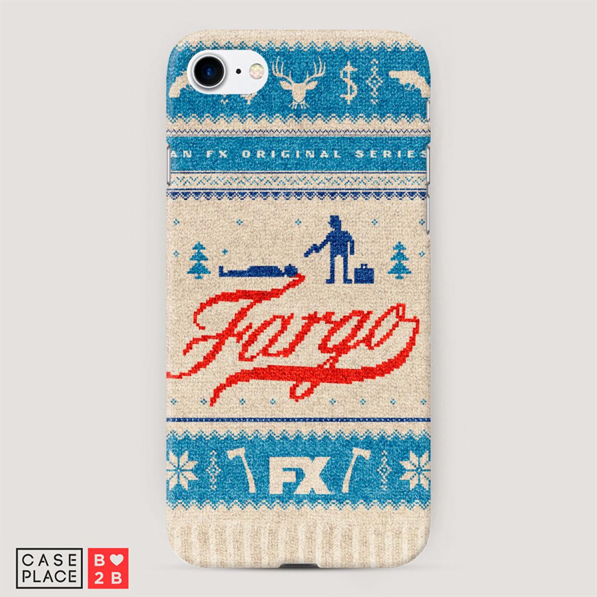 Чехол Fargo 3 с 3D сублимацией оптом