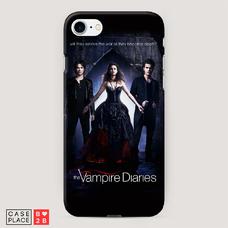 Диз. The Vampire diaries 1