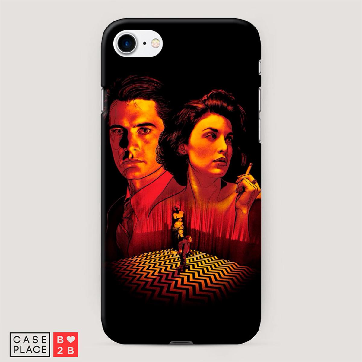 Чехол Twin Peaks 3 с 3D сублимацией оптом