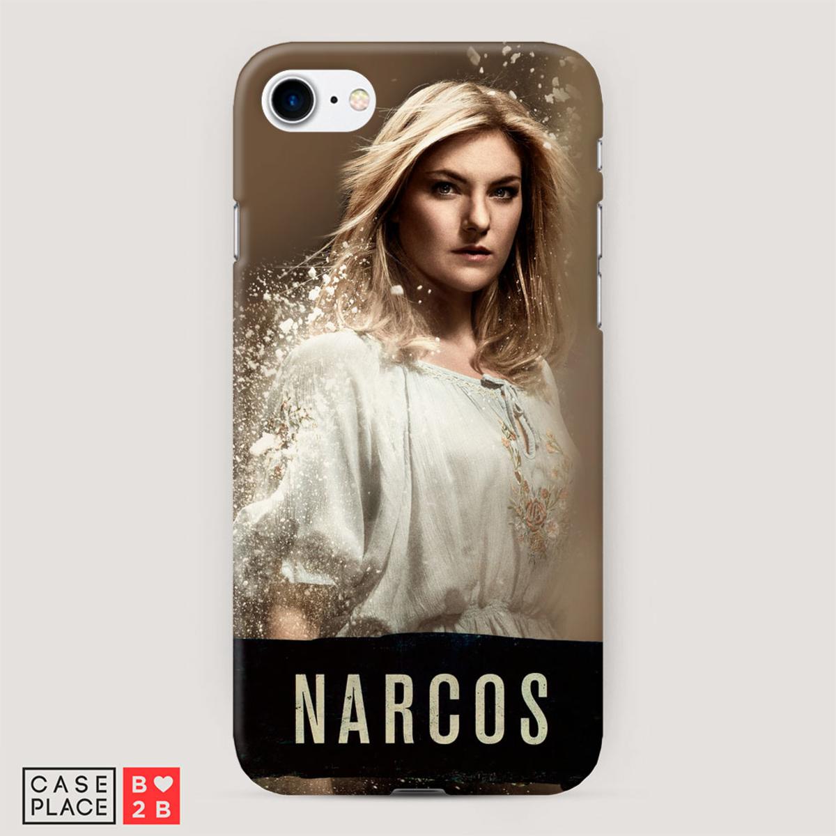 Чехол Narcos 3 с 3D сублимацией оптом