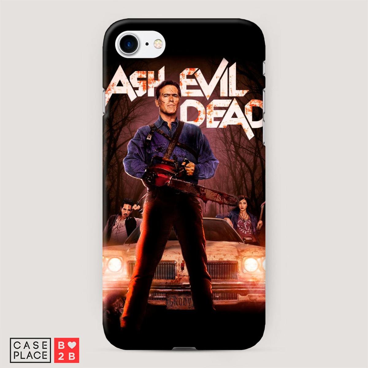 Чехол Ash vs Evil dead 4 с 3D сублимацией оптом
