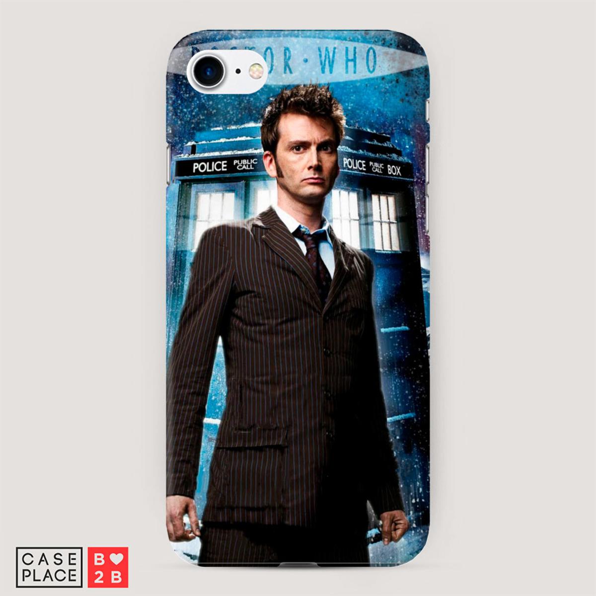 Чехол Doctor Who 4 с 3D сублимацией оптом