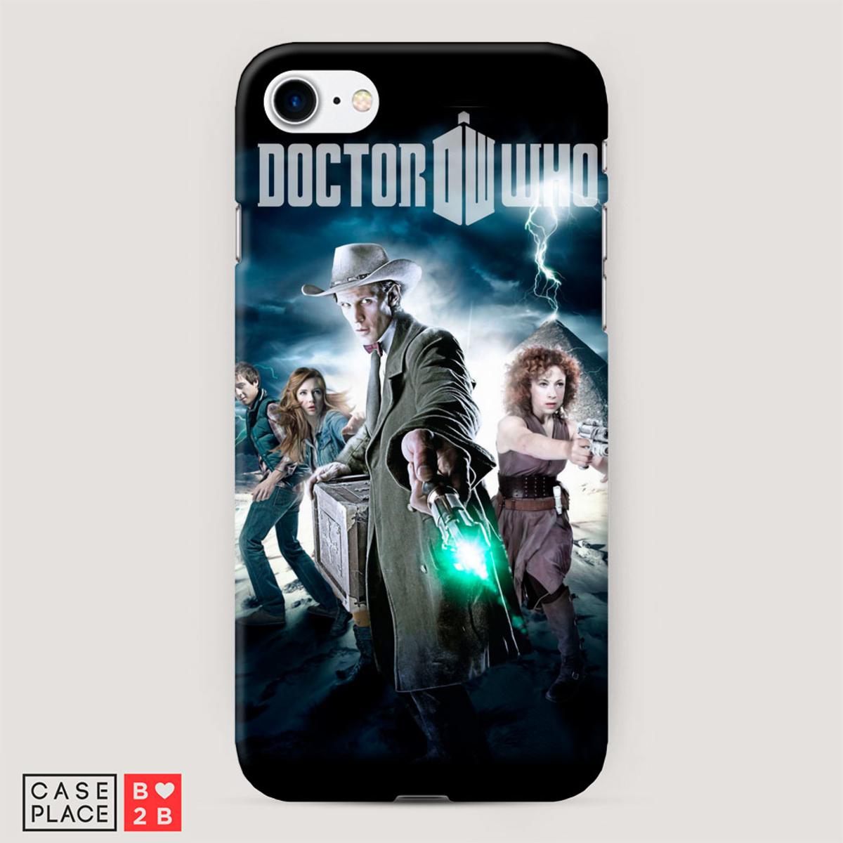 Чехол Doctor Who 6 с 3D сублимацией оптом