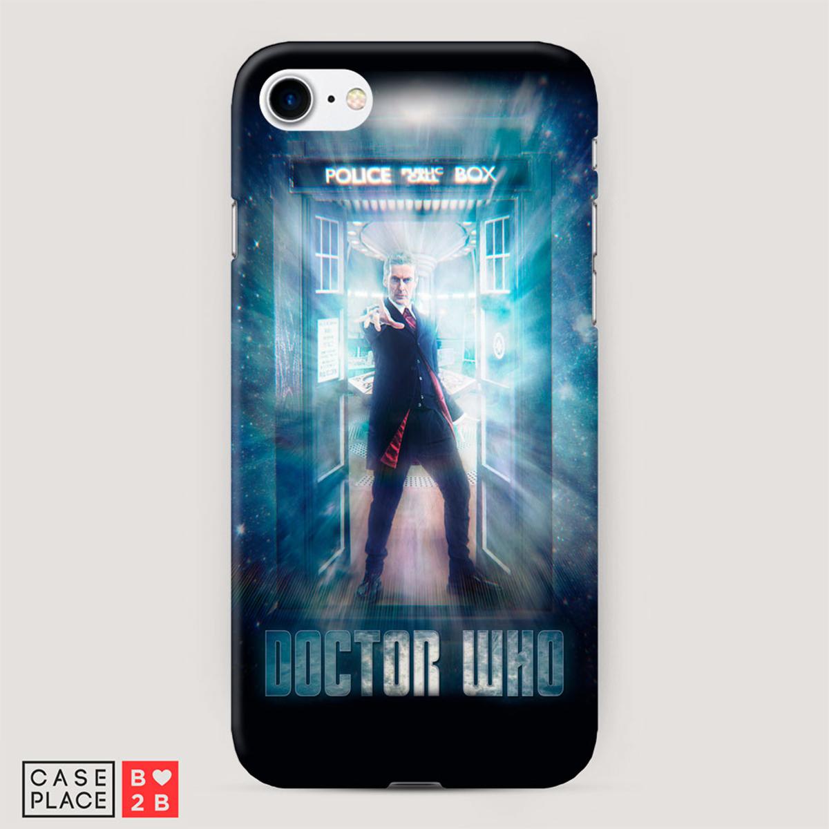 Чехол Doctor Who 7 с 3D сублимацией оптом