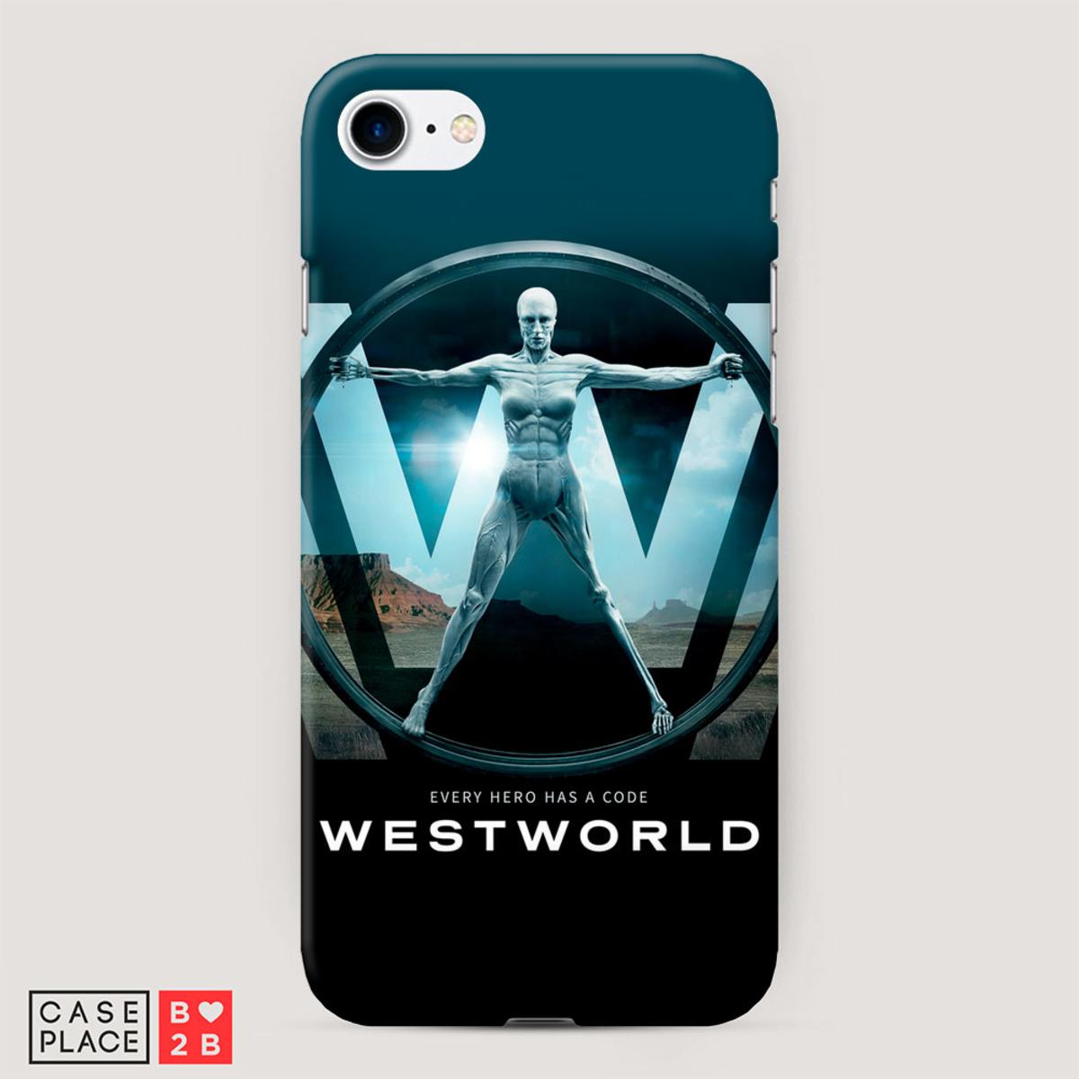 Чехол Westworld 1 с 3D сублимацией оптом
